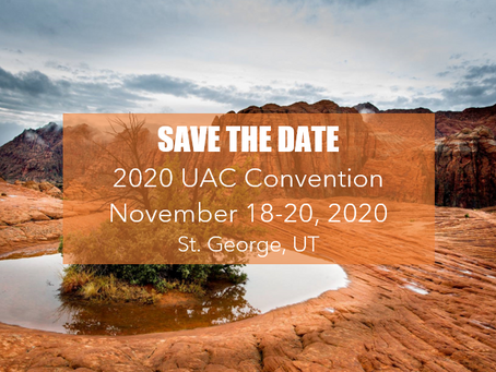 2020 UAC Convention Announced!
