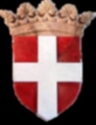 croix de savoie sculptée bois