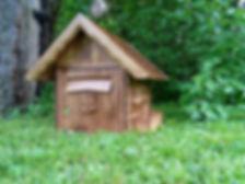 Boite aux lettres reproduction de la maison sur mesure