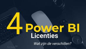 Hoeveel kost Power BI? De verschillende licenties op een rijtje