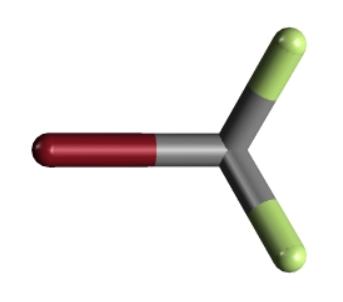 bromodifluoromethane, chbrf2, 하론1201, 브로모디플루오로메탄, 소화기, 소화제, 냉매, 몬트리올 의정서, mfc