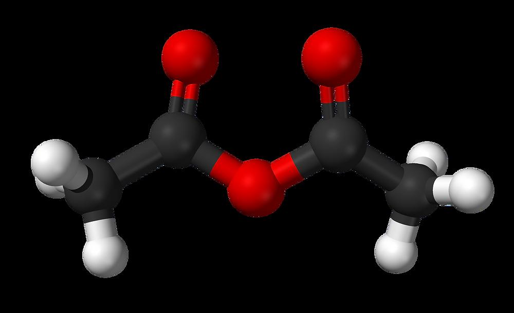 아세트산 무수물, 무수아세트산, acetic anhydride, c4h6o3