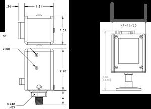 hpm-760s, hpm-2020a, 진공 측정기, vacuum gauge, piezo, 피에조 센서, 0.1~1000torr, touch screen panel, 압력 측정