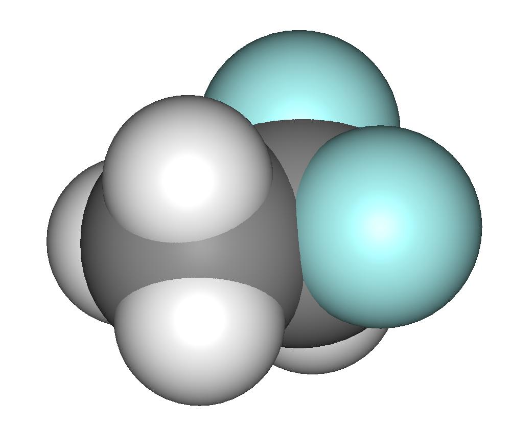 difluoroethane, 디플루오로에탄, c2h4f2, 냉매