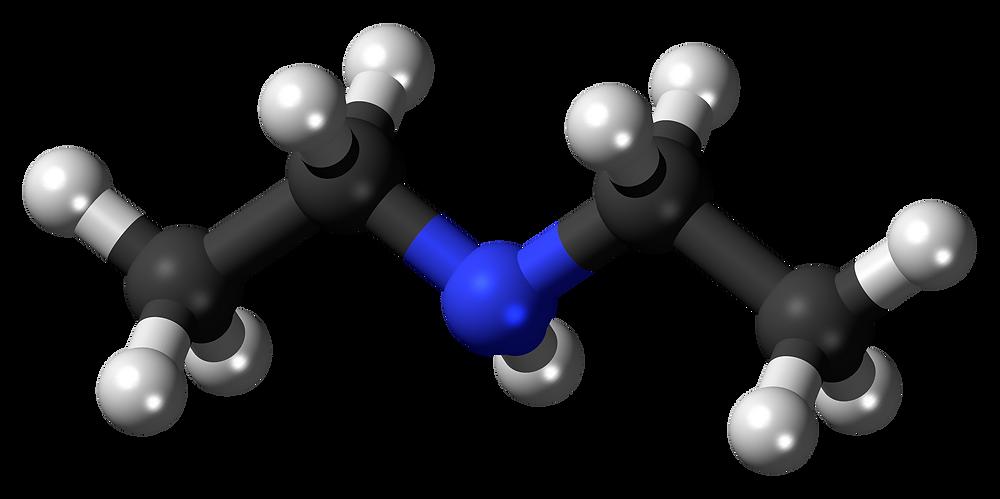 디에틸아민, diethylamine, c4h11n, (c2h5)2nh, 초분자화학, supramolecular chemistry, mfc