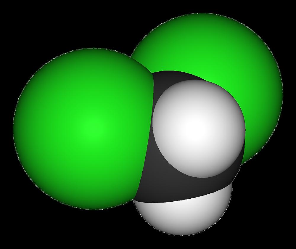 다이클로로메테인, dichloromethane, ch2cl2, 극성, chemical polarity, mfc