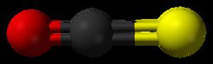 황화카르보닐, carbonyl sulfide, cos, 이중결합, double bond, =, :, 리벤상, lieben prize, 광합성, photosynthesis, 탄소, co2, mfc