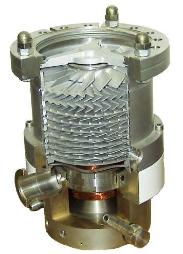 진공 펌프,  vacuum pump, 터보 분자 펌프, turbomolecular pump, 터보 펌프, blades, 날개, 고진공, 초고진공, 진공 센서 vacuum sensor