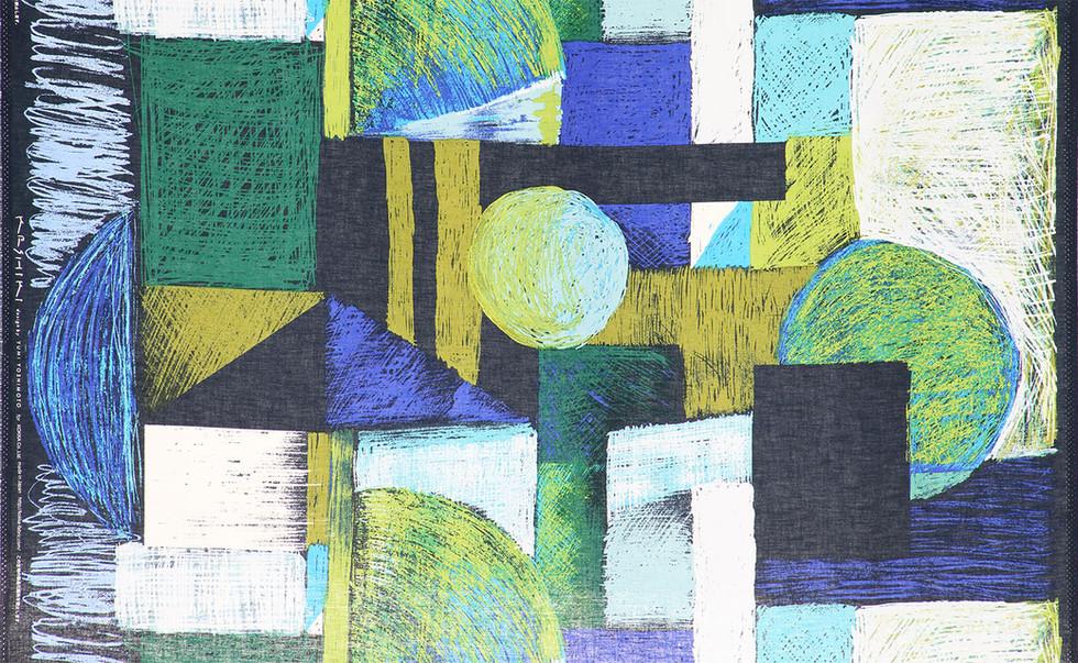 KESHIKI Print fabric series 1