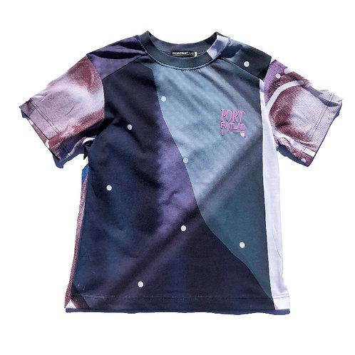 PORTRAIT Print   T-shirt M size PRINT
