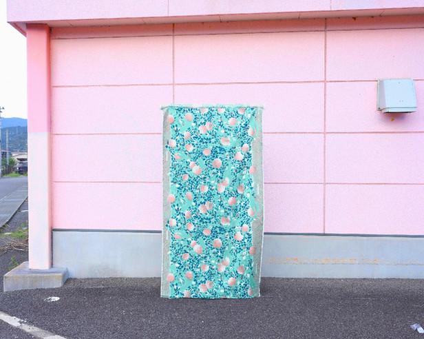 YUMI YOSHIMOTO textile series 2