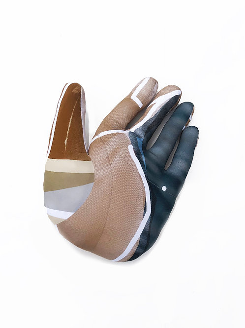 """Fabric object """"Hand"""" S size 03"""