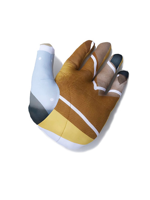 """Fabric object """"Hand"""" S size 02"""