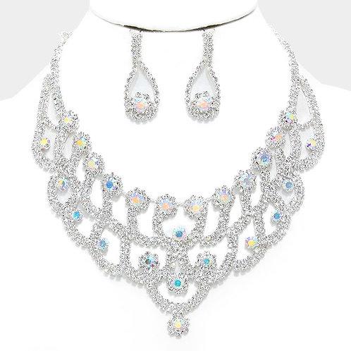 Crystal Iridescent Set