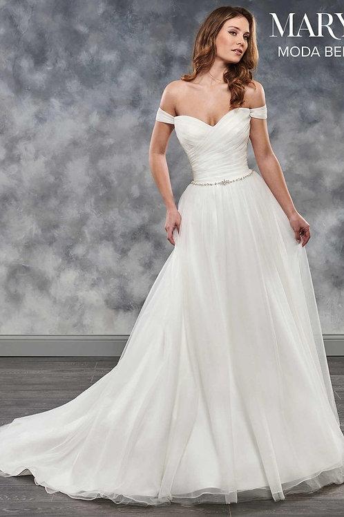 Mary's Bridal-#2028-6