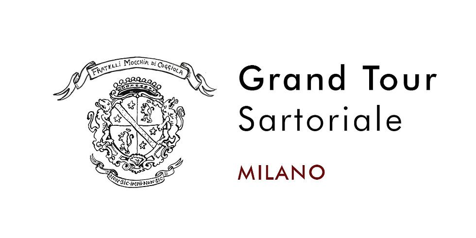 Grand Tour Sartoriale - Milano