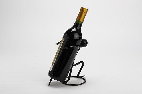 Porte bouteille a genoux