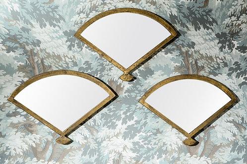 Miroir eventail
