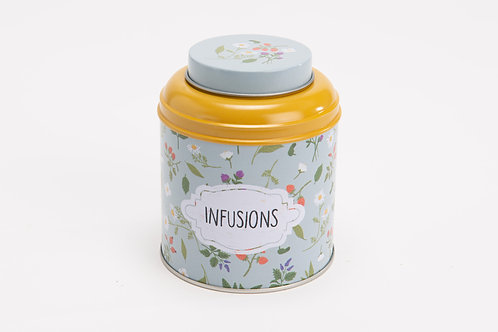 BOITE THE INFUSIONS