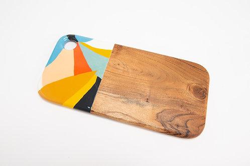 Planche aria rectangle