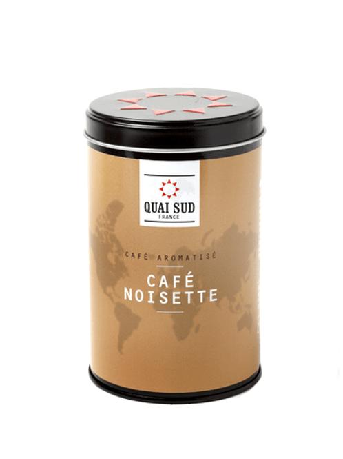 Café aromatisé à la Noisette moulu