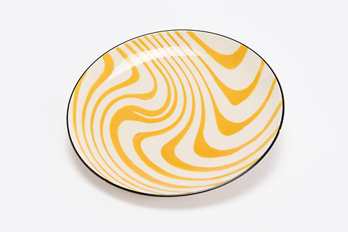 "Assiette plate  ""BERLINGOT"""
