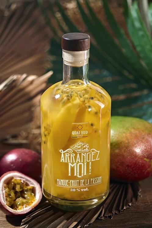 ARRANGEZ-MOI MANGUE FRUITS DE LA PASSION