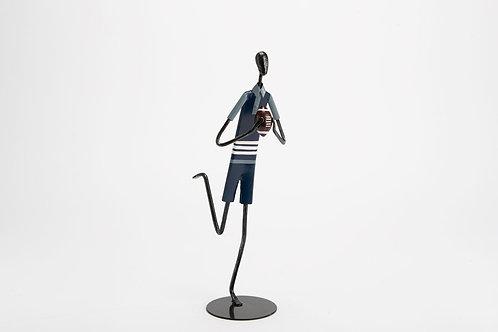 Figurine rugbyman