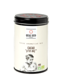 "Cacao ""p'tit dej"" aromatisé au spéculoos BIO"