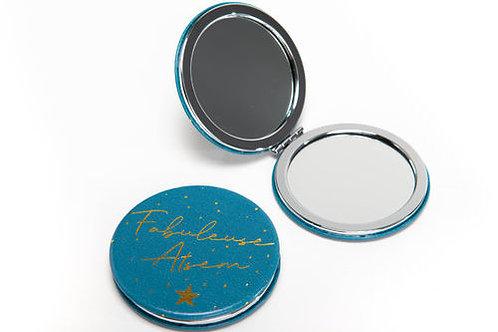 "miroir de poche  ""fabuleuse ATSEM"""