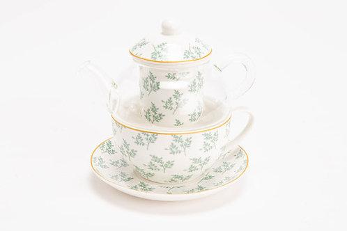 TEA FOR ONE VERRE IRIS