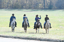The Truth Relay Riding Team