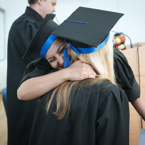 You've Graduated... Now What?
