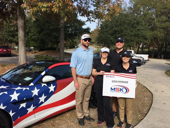 Annual Wounded Warrior Golf Tournament