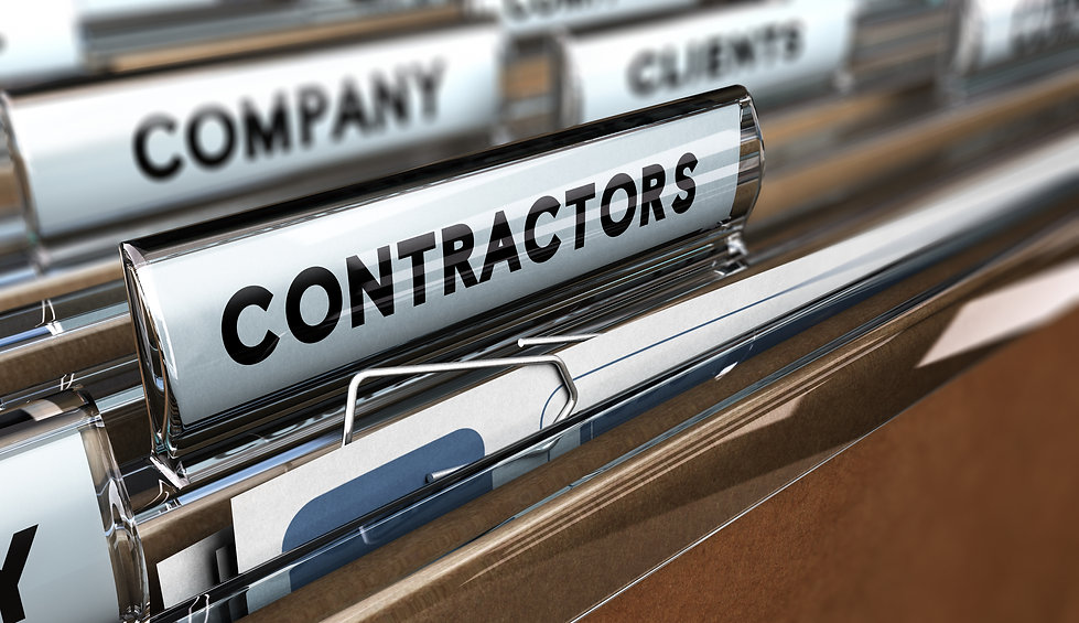 subcontractor partnership agreement contractor outsource outsourcing small business HOA condo condominium complexes property management company