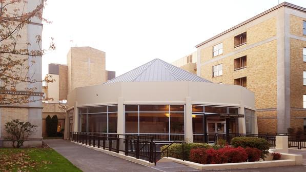 Hospital Rotunda