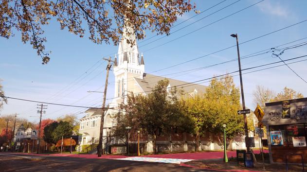 Williams Ave Church