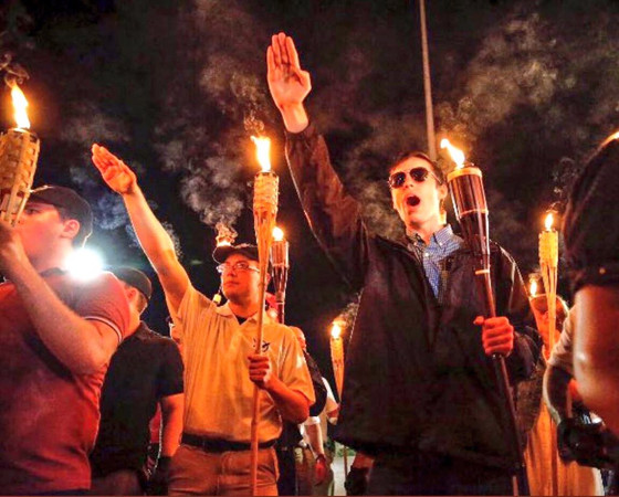 Executive Director of JCORE condemns Trump's response to Charlottesville protests