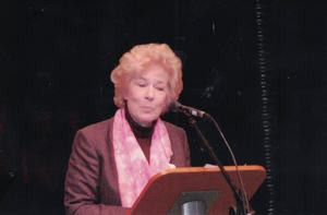 June Jacobs CBE