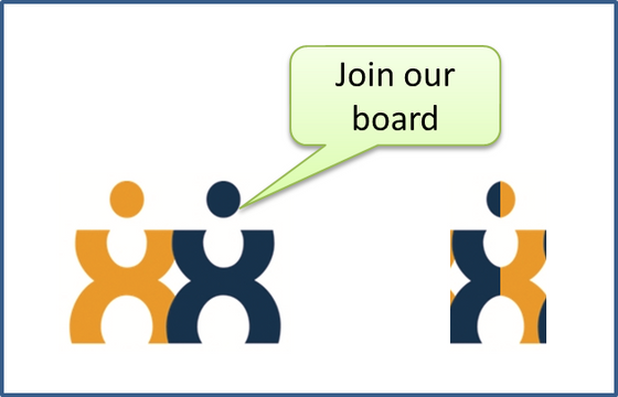 Join our Board of Trustees