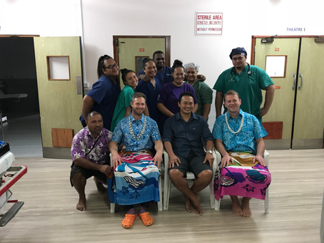 Cook Islands May 2018