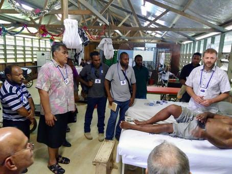 PIOA Trauma Module Madang, PNG