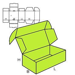 Коробки из микрогофрокартона с логотипом
