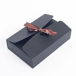 Коробки с логотипом подарочные
