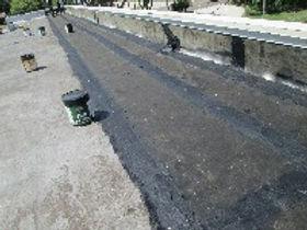 flat roof modified repair