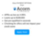 acorn-finance-banner-easy-payment-option