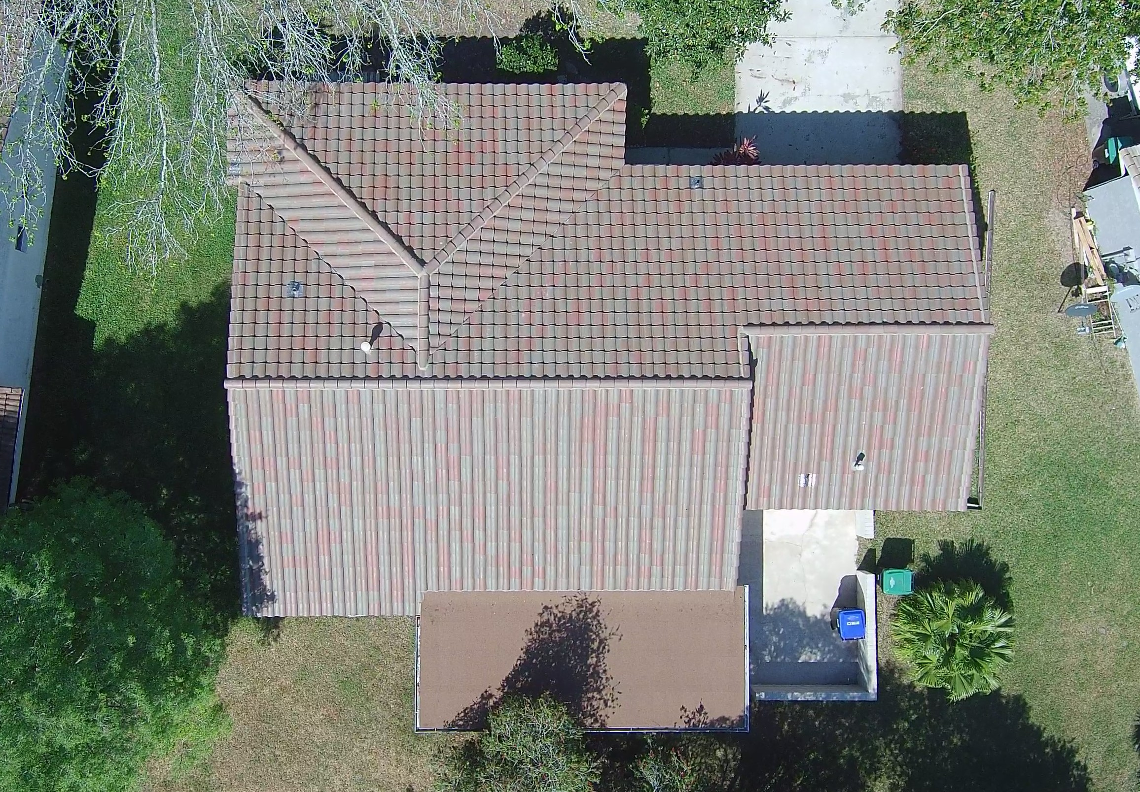 new roof with boral roof tile orlando florida