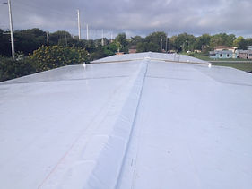 pvc roof