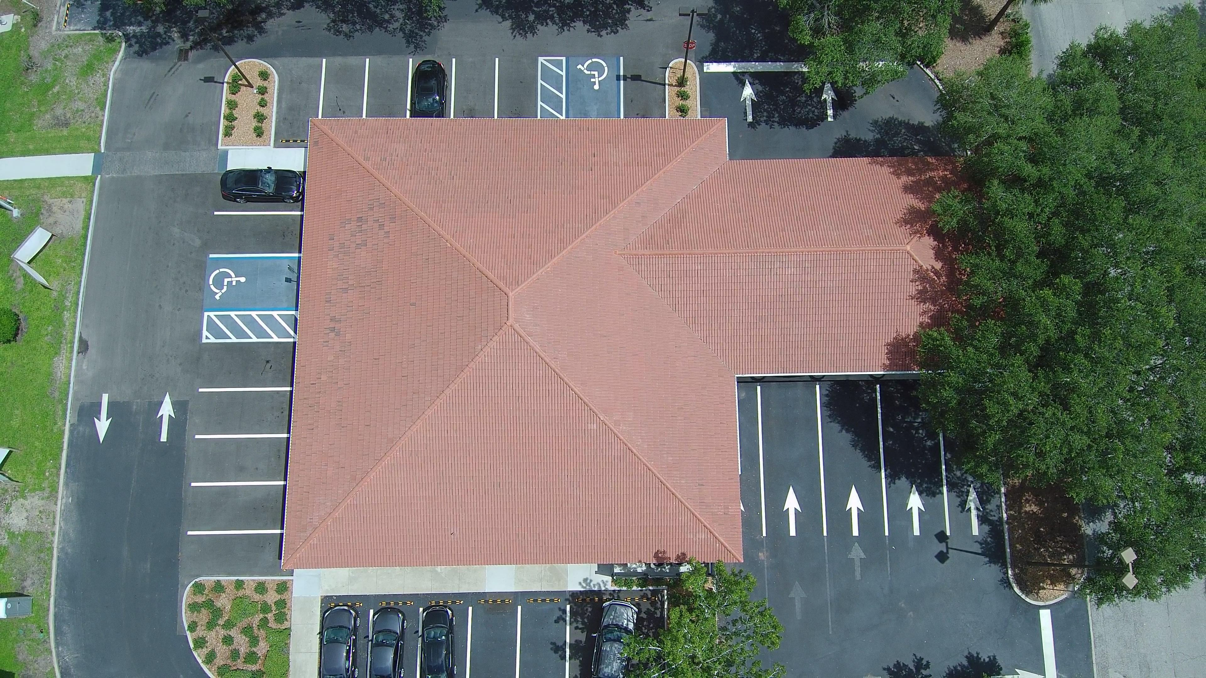 suntrust bank roof replacement