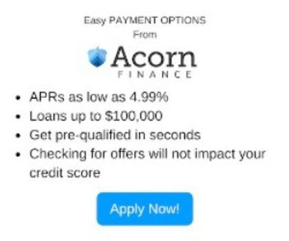 acorn amc financing